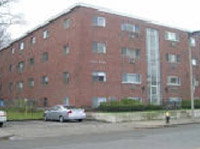 Roslidale, Massachusetts Apartment Building