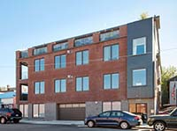 South Boston, MA $2,300,000 Land Acquisition and ConstructionNine-Unit Condominium