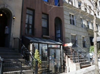 New York, NY $3,360,000 Refinance and Construction Mixed Use